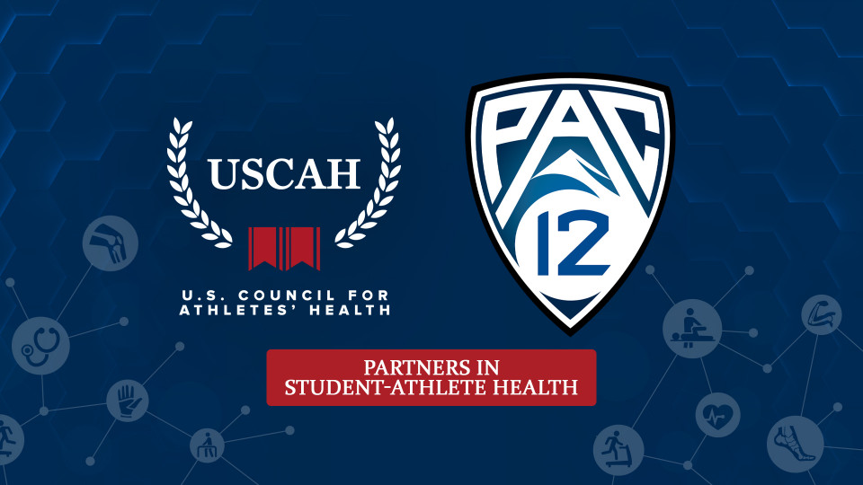 USCAH Partners with Pac-12 to Revolutionize Student-Athlete Healthcare Experience