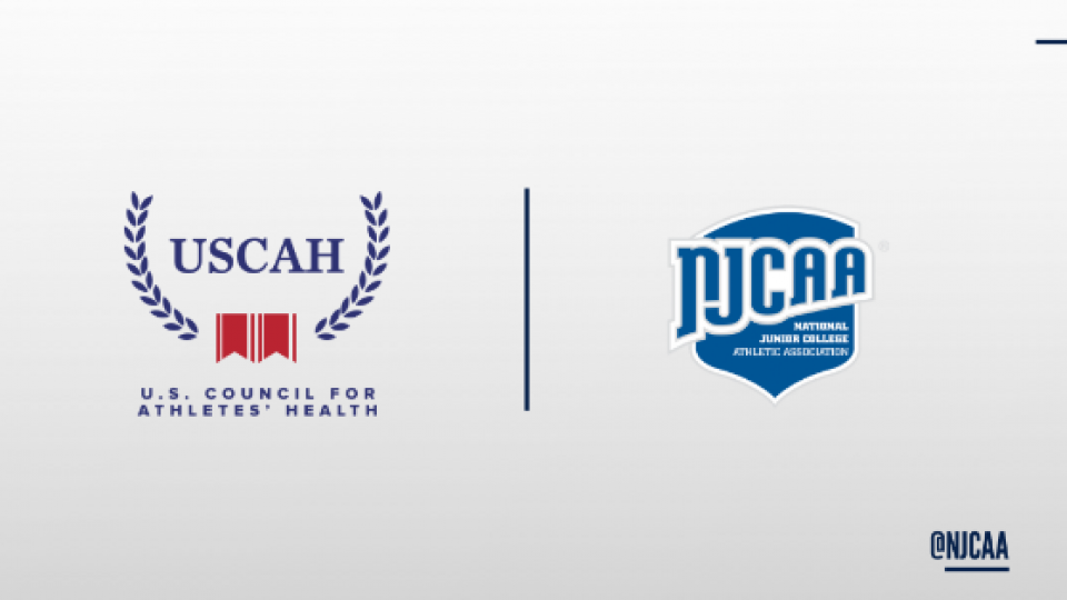 NJCAA Announces New Partnership with USCAH