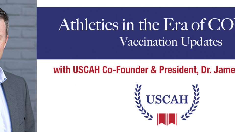 [VIDEO] Athletics in the Era of COVID 19 | Vaccination Updates